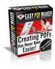 Easy PDF Maker